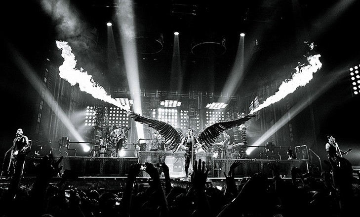 "Rammstein anuncia documental ""Rammstein in Amerika"""